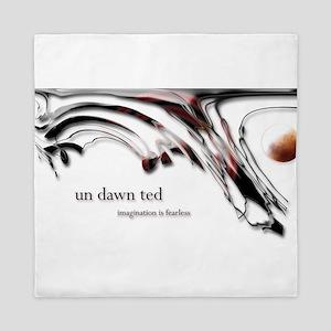 Undawnted Queen Duvet