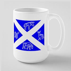 Pictish Scotland Flag #2 Mugs