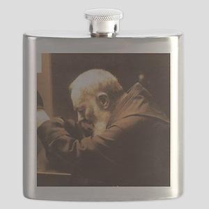 Padre Pio Flask