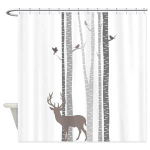 Trees Shower Curtains