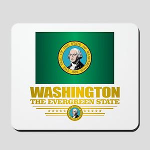 Washington Flag (v15) Mousepad