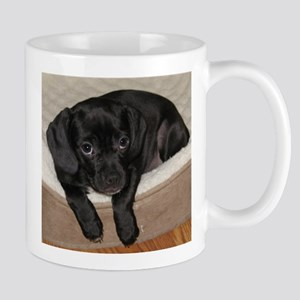 Jewel the Puggle puppy Mugs