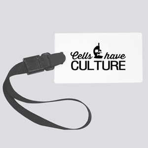 cells have culture Luggage Tag