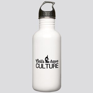 cells have culture Water Bottle