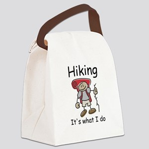 Hiking its what I do T-shirts and gifts. Canvas Lu