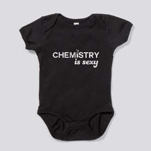 chemistry is sexy Baby Bodysuit