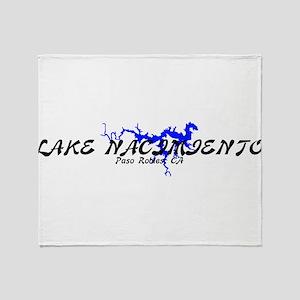 NACI2A Throw Blanket