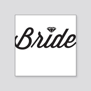 Diamond Bride Sticker