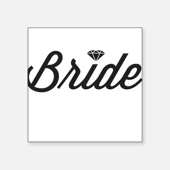 Diamond Bride Sticker
