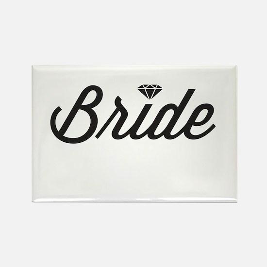 Diamond Bride Magnets