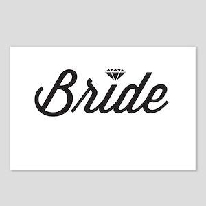 Diamond Bride Postcards (Package of 8)