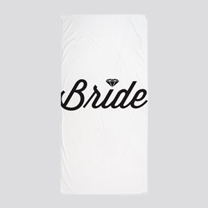 7d5099364acf Bride And Groom Beach Towels - CafePress