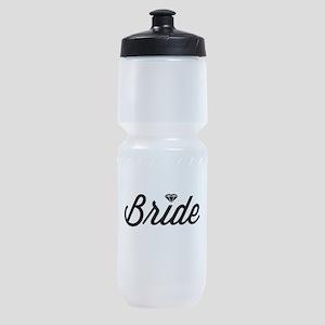Diamond Bride Sports Bottle