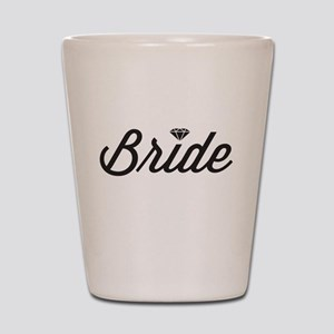 Diamond Bride Shot Glass