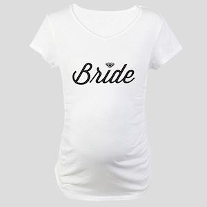 Diamond Bride Maternity T-Shirt