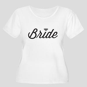 Diamond Bride Plus Size T-Shirt