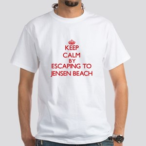 Keep calm by escaping to Jensen Beach Florida T-Sh