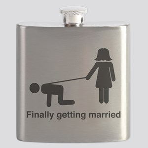 Finally Getting Married Flask