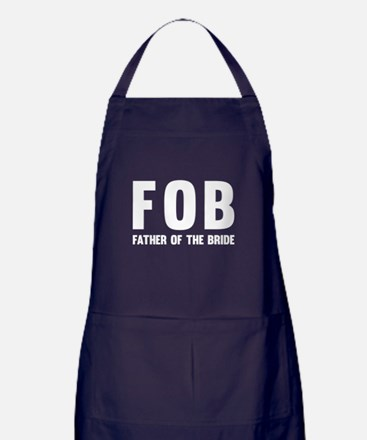 FOB Father of the Bride Apron (dark)