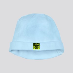 Random Flatulence Ahead baby hat