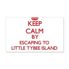 Keep calm by escaping to Little Tybee Island Georg