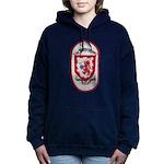 USS BLAKELY Women's Hooded Sweatshirt
