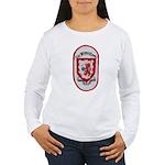 USS BLAKELY Women's Long Sleeve T-Shirt