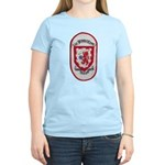 USS BLAKELY Women's Light T-Shirt
