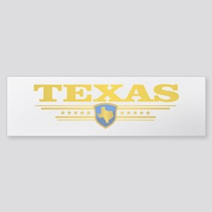 Texas DTOM Bumper Sticker