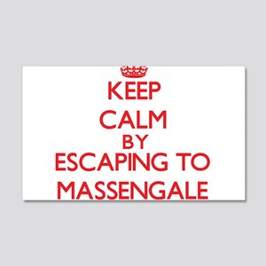 Keep calm by escaping to Massengale Georgia Wall D