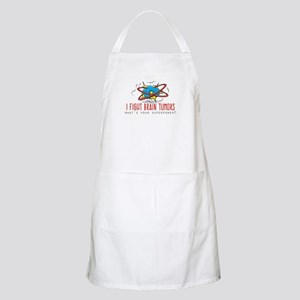 I Fight Brain Tumors Apron