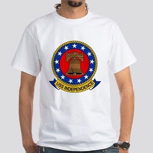 Personalized CV-62 White T-Shirt