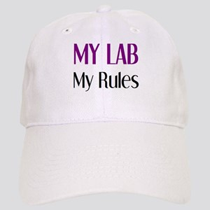 my lab rules Cap