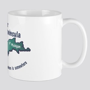 Michigamme U.P. Mug