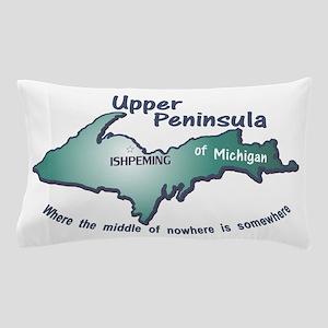 Ishpeming U.P. Pillow Case