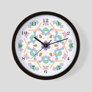 Kalidoscope Wall Clock