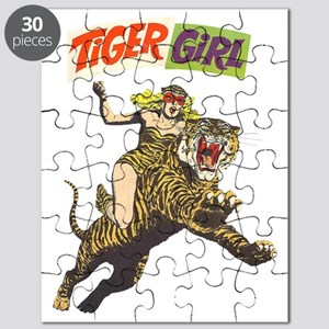 Tiger Girl Puzzle
