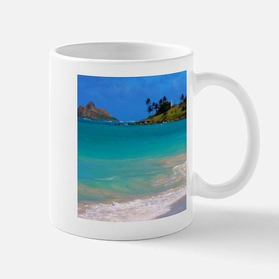Kailua Beach Mugs