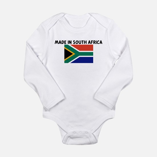 Unique South Long Sleeve Infant Bodysuit