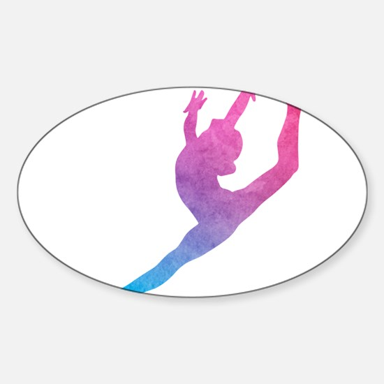 Leap Silhoette Decal