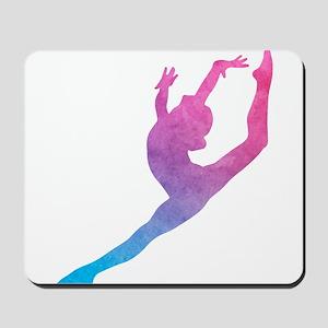 Leap Silhoette Mousepad