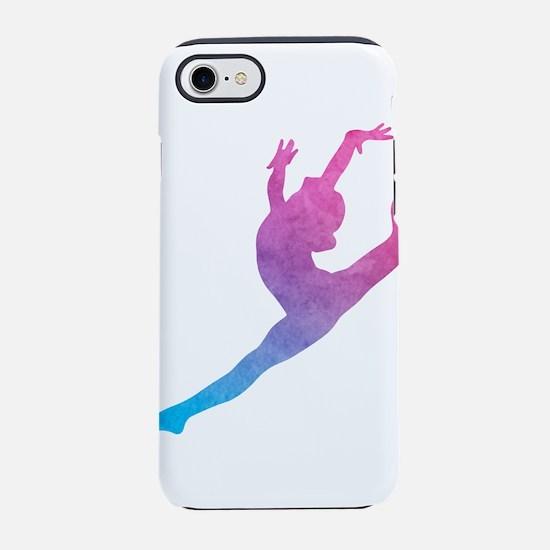 Leap Silhoette iPhone 7 Tough Case