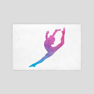 Leap Silhoette 4' x 6' Rug