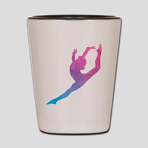 Leap Silhoette Shot Glass