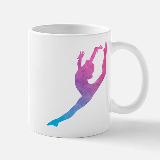 Leap Silhoette Mugs