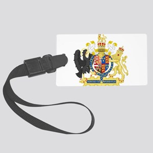 England Coat of Arms 1554-1558 Luggage Tag