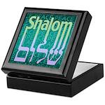 Shalom Peace Keepsake Box