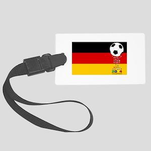 Germany World Champions 2014 Luggage Tag