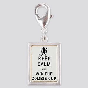 Keep Calm and Win The Zombie Cup Charms
