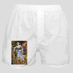 Waterhouse: Ophelia Boxer Shorts